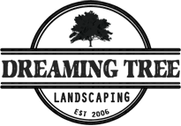 Dreaming Tree Landscaping Logo