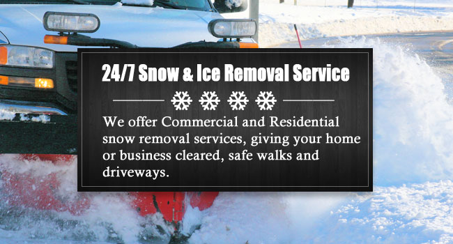 Canton Snow Removal Service